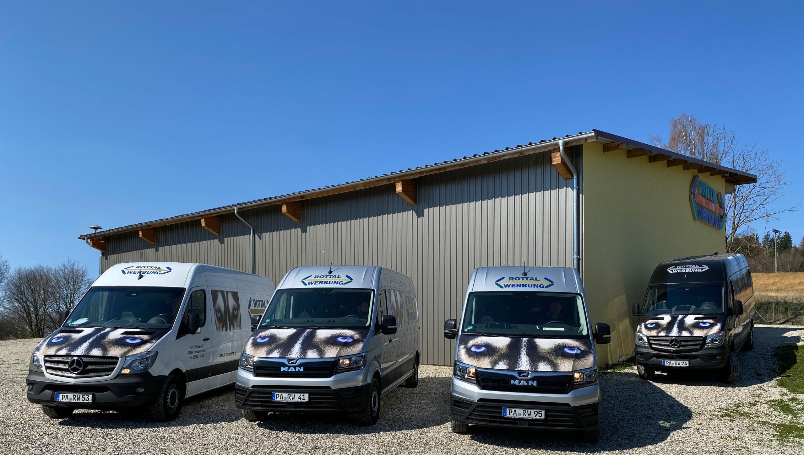 Lager & Produktion in Kößlarn