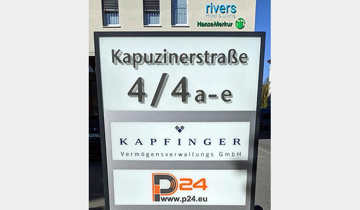 Innviertel Passau Pylon