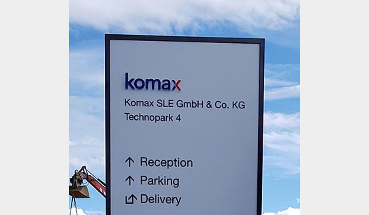Komax Pylon