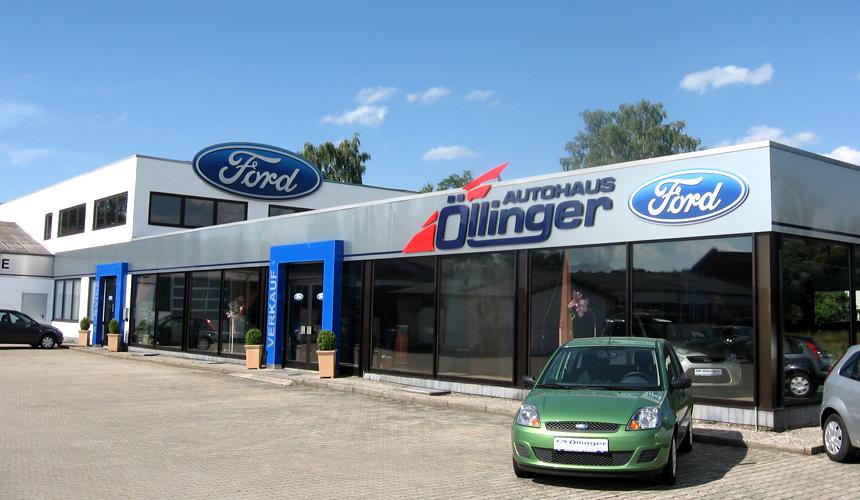 Autohaus Öllinger Portal