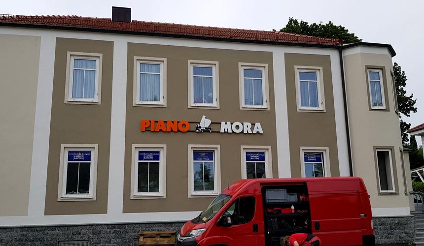 Piano Mora