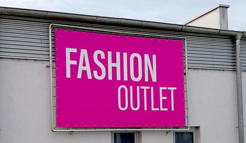 Fashion Outlet Pocking