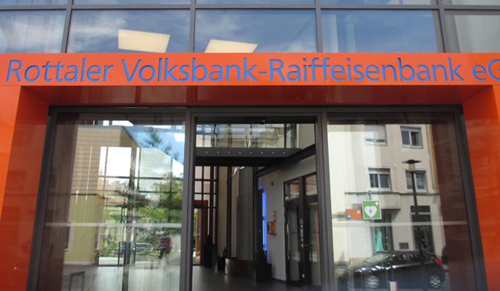 Rottaler Volksbank-Raiffeisenbank eG Portal