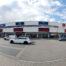 Fassadenwerbung im Kaufpark Neutraubling